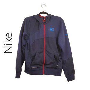 Nike Tops - Nike Therma-fit medium hoodie full zip sweatshirt